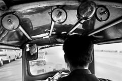 Stories of the street (confusedvision) Tags: street bw thailand blackwhite strada bangkok w tailandia bn tuktuk bianconero comerischiarelavitaogni3secondi