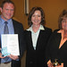 Superintendent Kim Davis was on-hand at the awards
