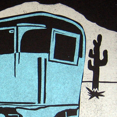 Trailer Print #2 Another Closeup