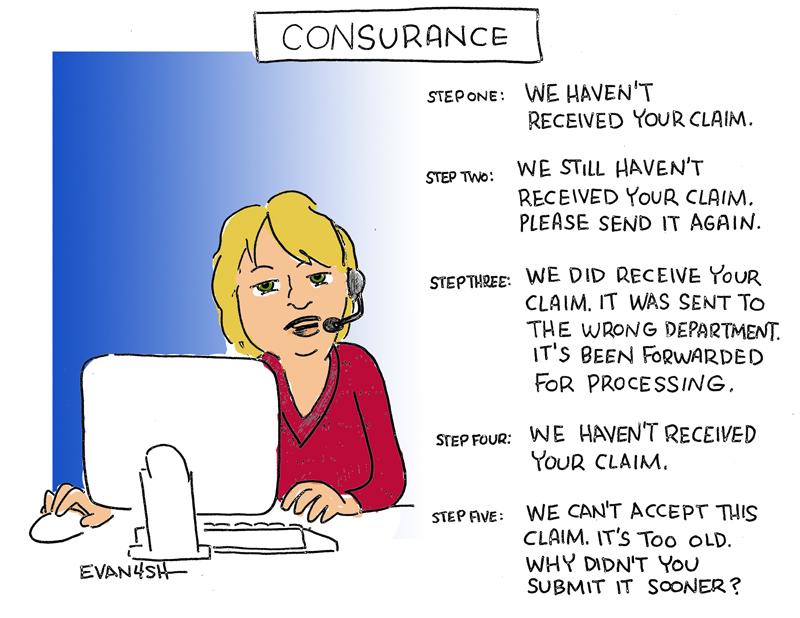 consurance