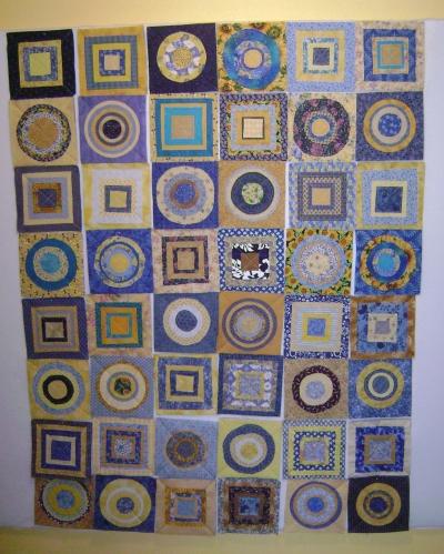 Jodi's Comfort Quilt blocks