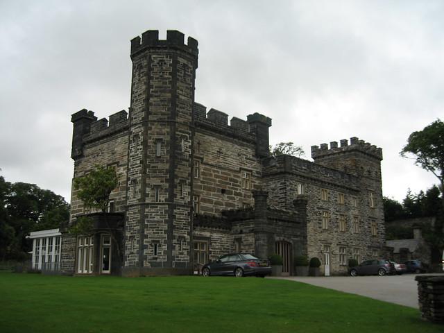 Castell Deudraeth, Portmeirion, Wales