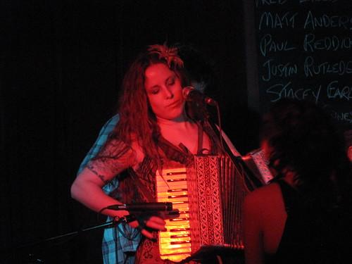Felicity Hamer of USWM