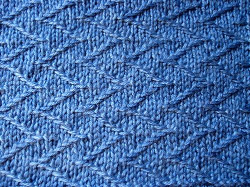 Knitting Jacquard Stitch : Jacquard Stitch The Walker Treasury Project