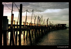 End of The World- Penang (avenue207) Tags: bridge sunset harbour penang pulaupinang batuferinggi flickrestrellas vipveryimportantphotos lovely~lovelyphoto