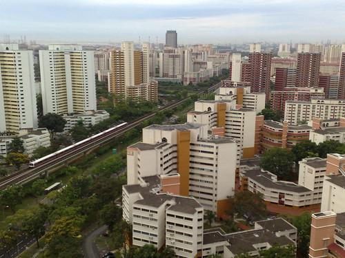 HDB Flats Singapore 新加坡组屋