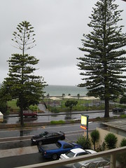 Napier on arrival - Weather was nasty (rpsaf) Tags: newzealand 2009 downunder hawkesbay