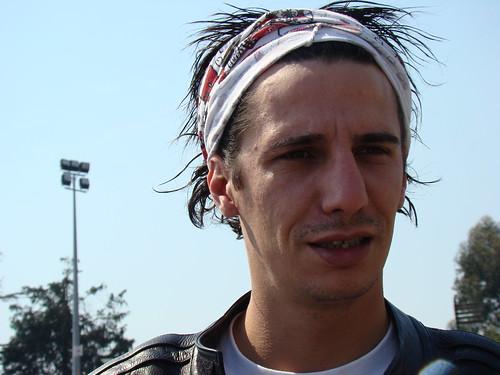 Penteado Motard Primavera /Verão 2009