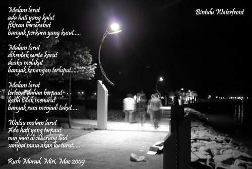 Puisi: Malam Larut