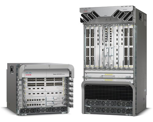 Cisco ASR 9006 & ASR 9010 (doors off)