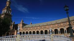 16:9 Architecture Wallpaper (6) - Seville, Spain (peace-on-earth.org) Tags: desktop wallpaper digital landscape sevilla spain screensaver widescreen free seville 169  wxga xga 1920x1080 wsxga peaceonearthorg