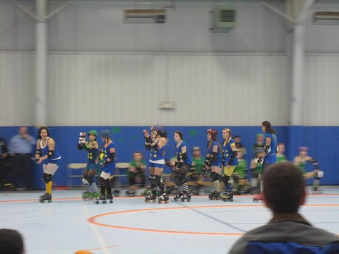 CT Girls Rollerderby