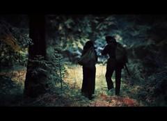lady and the hunter (Kris Kros) Tags: photoshop kris kkg cs4 kros kriskros kkgallery