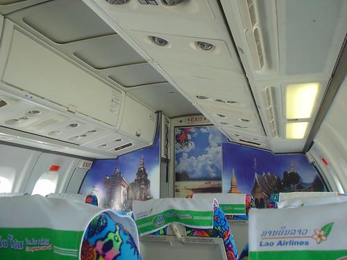 10.寮國航空ATR-72內裝