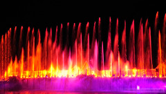 Waterworks (kristian.eric) Tags: show light color beach water fountain night singapore colorful display fireworks laser psychedelic sentosa attraction songsofthesea