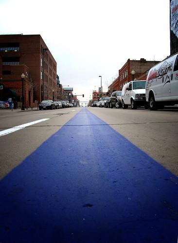 Opening Day Racing Stripe