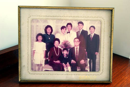 family portrait taken the last time i was in taipei