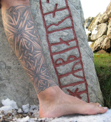 The 3D Celtic Tattoo. To find out how to create the most perfect Celtic