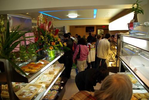 Pâtisserie-restaurant Callia 嘉莉 麵包茶餐聽 (intérieur)