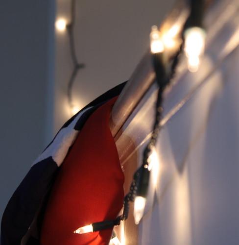 Flag & Lights