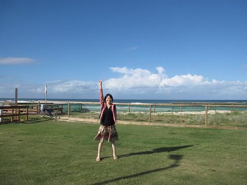 大家好~我在Gold Coast!大家好~我在Gold Coast!