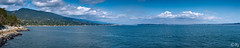 View-over-Vancouver-from-Lighthouse-Park-panorama (Stefanie Kappel) Tags: ocean panorama vancouver 1001nights stef pazific sony50mmf14 sonya900 skme stefaniekappel