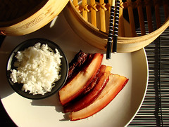 red-cooked pork (Paseo # 11) Tags: china food rice wine sauce spice pork belly jew soy kosher internationalfood