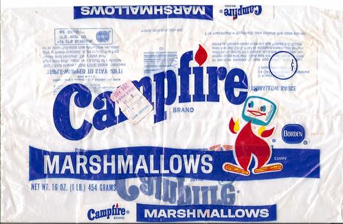 Campfire Marshmallows In A Box