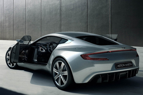 Aston Martin One 77 White. Aston Martin One-77 72 by
