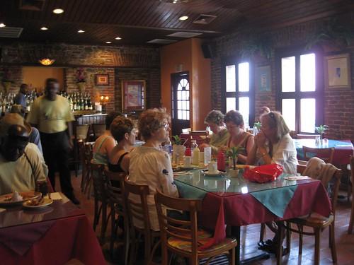 Cuzzin's in Charlotte Amalie, St. Thomas