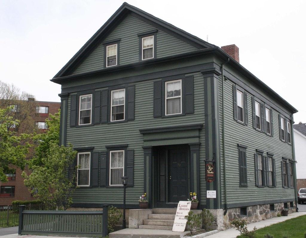 Lizzie Borden House (Bed/Breakfast)