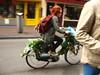 bici fiorita