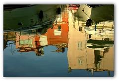 Donner  rflchir (Solea20) Tags: mer marine treasure artistic corse quality chest bateaux maison reflets surroundings stflorent supershot bej fineartphotos goldstaraward magicdonkeysbest musicsbest goldendiamondblog