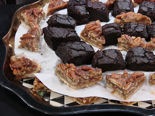 Heaven's Brownies & Pecan Bars