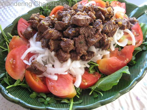 ... Food, Recipes, and More: Bo Luc Lac (Vietnamese Shaking Beef