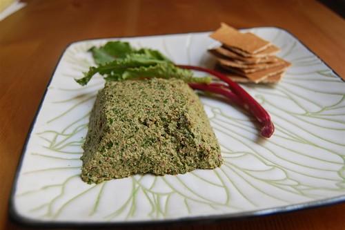 Beet green phali