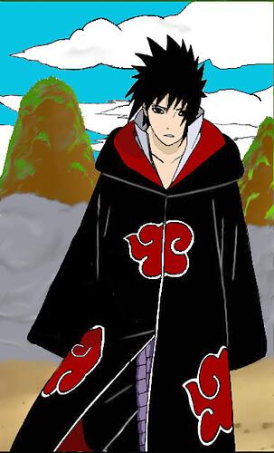 naruto sasuke akatsuki. Akatsuki Sasuke