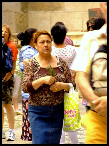 Postcards from Spain | People-spotting in Granada