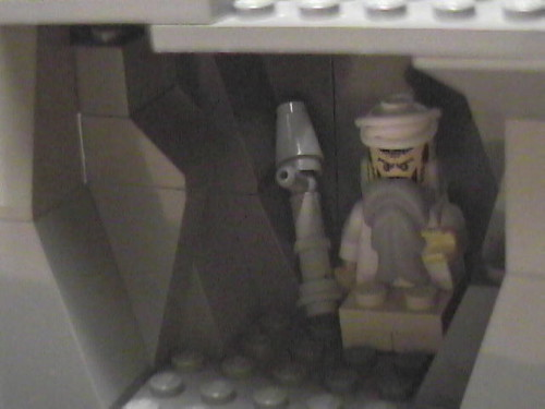 osama bin laden caught! as a lego custom minifig