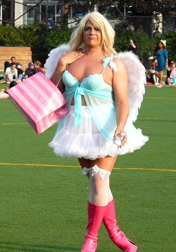 plus size angel or cheerleader