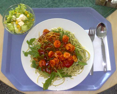 Spaghetti Gamba