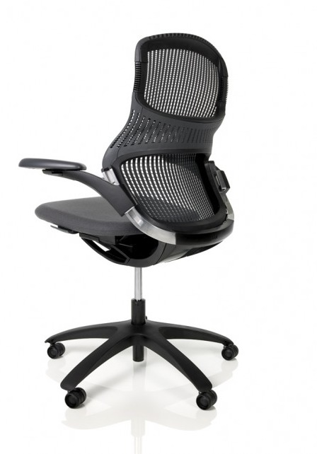 neocon09 - first look knoll's new generation task chair