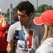 David Garrido at Silverstone
