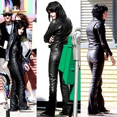 Kristen in black leather *-* (dessa(L)kstew) Tags: joan jett stewart kristen runaways the