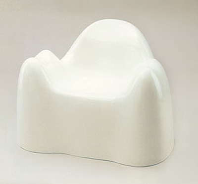Wendell Castle, Molar Chair, 1968