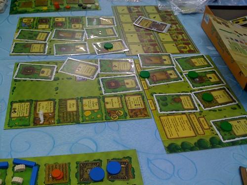[桌遊]農家樂 Agricola