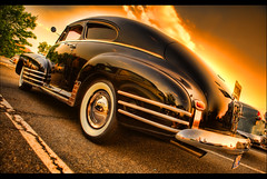 The Chevy Coupe (Jeff_B.) Tags: black classic 1948 chevrolet vintage automobile gm 1940s chevy coupe 1949 fyi generalmotors gmfyi