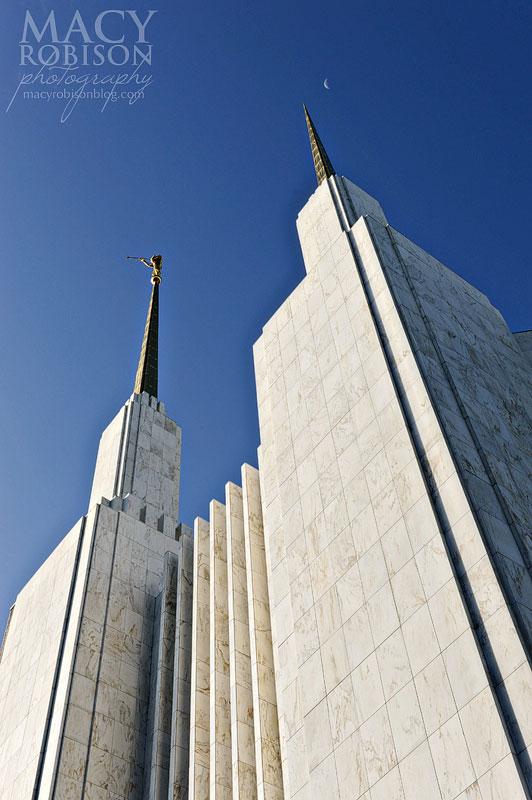 Washington DC LDS Temple Exterior 12