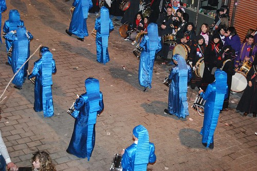 Desfile Jornadas Hellín - Alcañiz