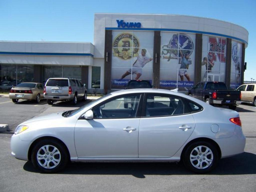 2010 Hyundai Elantra Young Chevrolet Layton Utah (Young Chev Layton) Tags: Chevrolet  Utah